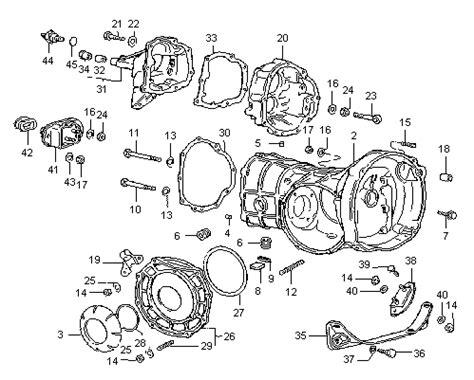 vw beetle gearbox diagram diagram 4 vw swing axle type 1 2 3 housings dune