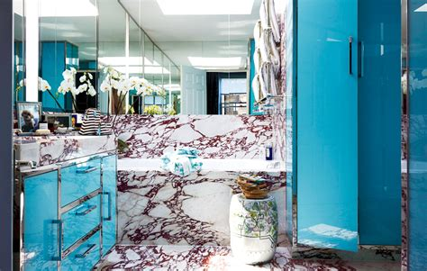 master bathroom designs blue home 7 retro bathroom ideas from the pages of vogue