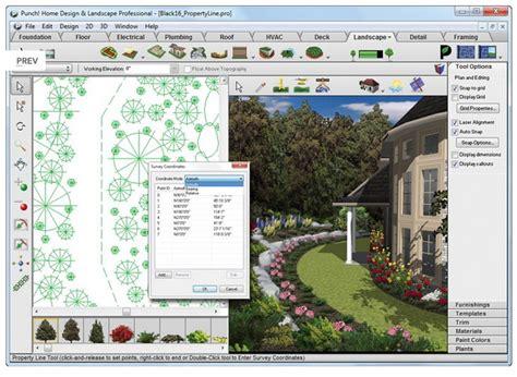 Programm Gartenplanung