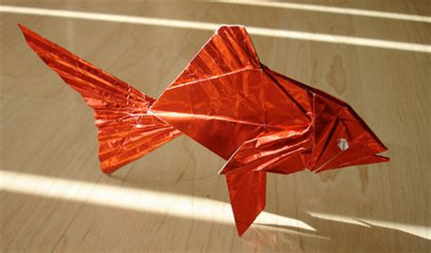 Origami Sculptures - amazing origami sculptures