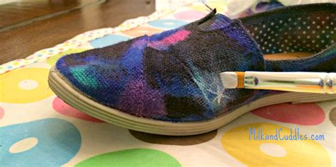 how to make galaxy shoes universe shoes
