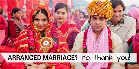 arranged marriage beware an arranged marriage comes along with these