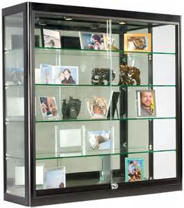 Wall Mounted Glass Display Cabinet Canada Black Wall Showcases Square Cabinet 12 Quot Depth