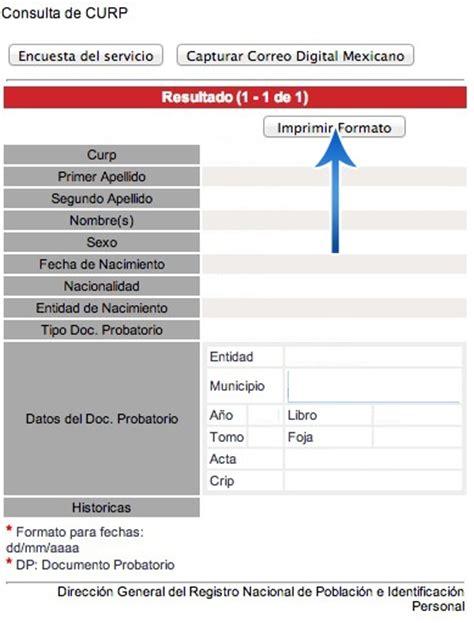 progresar formulario de solicitud progresar es un nuevo d curp gratis online 2014 curp gratis
