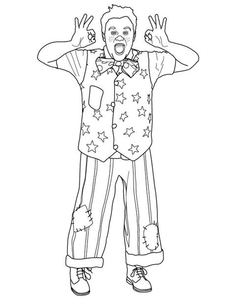 mister maker coloring page mister maker coloring pages coloring pages