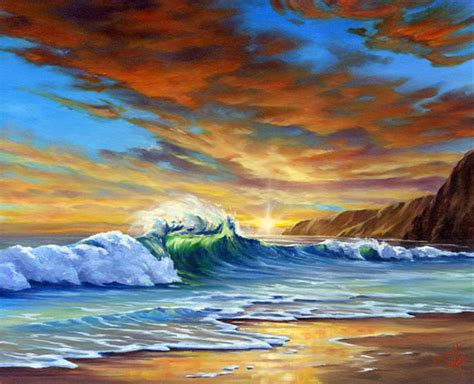 painting images tillack art painting reflective shores
