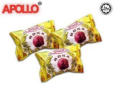 Coklat Apollo Roka oh perantau oh hujan durian