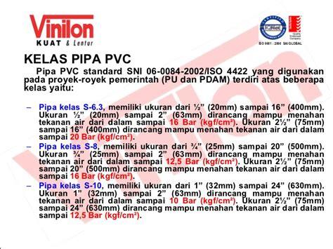 Pipa Vinilon 6 Profil Pipa Vinilon