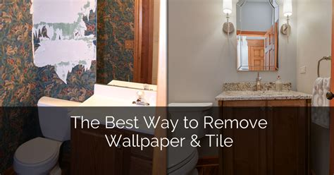 best way to remove bathroom tiles the best way to remove wallpaper tile home remodeling