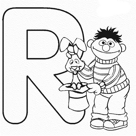 Print Download Abc Blocks Coloring Pages Sesame Alphabet Coloring Pages