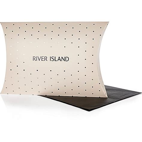 River Island Gift Card Page - beige large gift box novelty and gadget gifts women