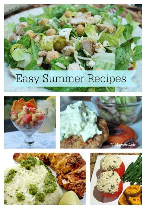 top 28 easy summer recipes 10 easy summer cookout recipes easy peasy pleasy top 28 easy