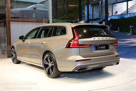 New 2019 Volvo V60 by 2019 Volvo V60 And Xc40 Inscription To Debut In New York
