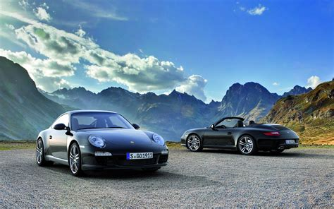 porsche black 911 2011 black porsche 911 black edition wallpapers