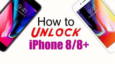 how to unlock iphone 8 iphone 8 plus at t t mobile metropcs xfinity mobile any carrier