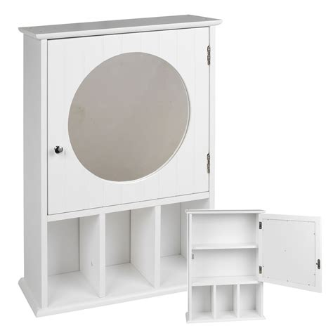 white mirror bathroom cabinet white wooden wall mounted mdf bathroom mirror cabinet