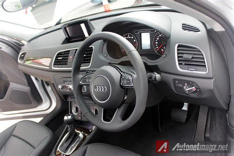 audi q3 dashboard interior dashboard audi q3 1 4 tfsi