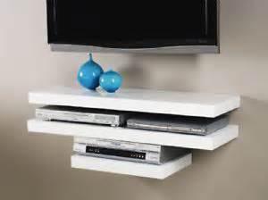 Floating Shelves Bookcase Floating Mfd Wall Mount Shelf Cube Sky Box Dvd Hifi Units