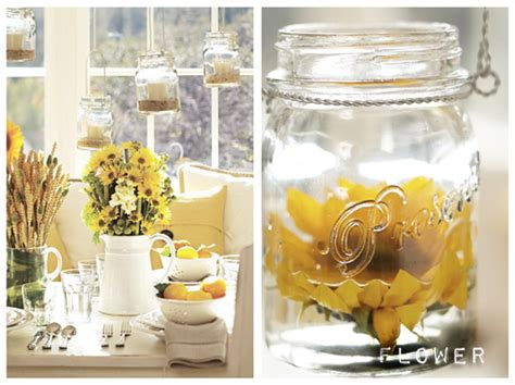 Ways To Decorate Jars by 5 Ways To Decorate With Hanging Jars Stylizimo