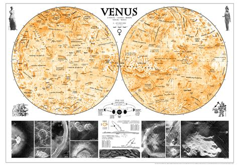 venus map map fullresolution 10 mb 6500x4200 pixel jpg