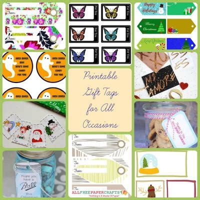 free printable gift tags for all occasions 19 printable gift tags for all occasions