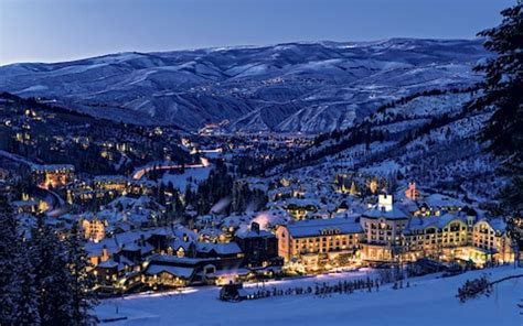 the 10 best luxury ski resorts telegraph
