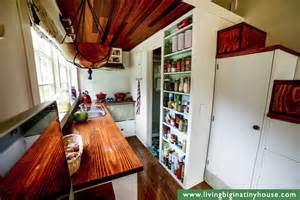 How To Become A Kitchen Designer Diy Cottage Style Tiny House Revisited Living Big In