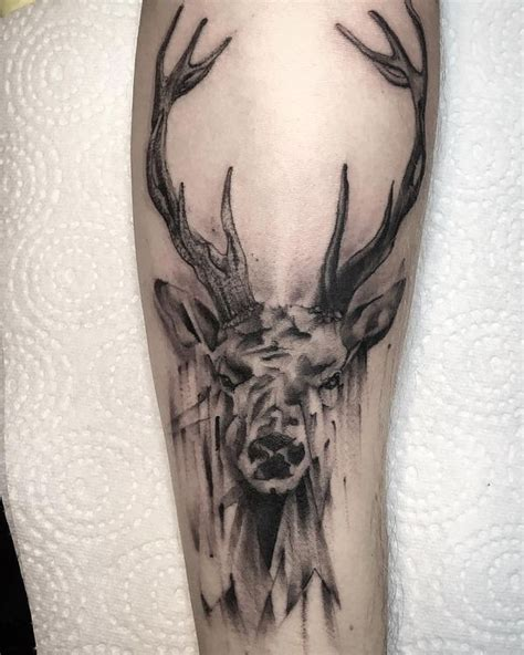 stag tattoos best 25 stag design ideas on deer