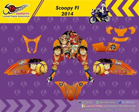 Striping Scoopy Fi One 10 Best Bike Images On Sticker Decal And Decals
