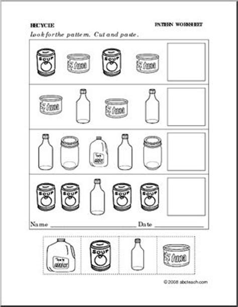 pattern activities for primary students free worksheets 187 patterns for preschoolers worksheets