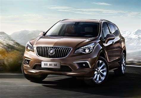 the buick envision looks great from any angle gm authority