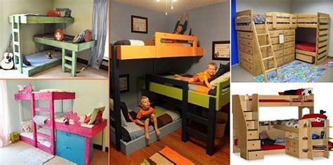 L Shaped Loft Beds Triple Bunk Bed Design Ideas Home Design Garden