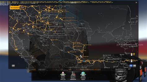mod map game euro truck simulator 2 map of turkey for promods 2 26 ets 2 mods ets2downloads