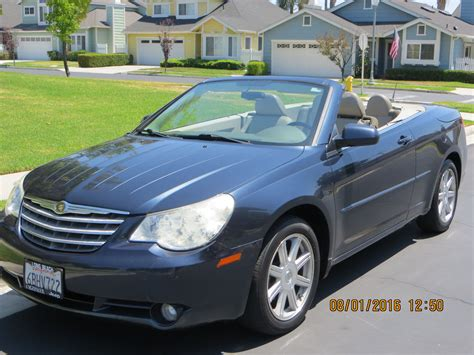 Chrysler Sebring Convertibles For Sale by 2008 Chrysler Sebring Touring Convertible For Sale