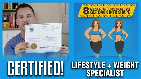 weight management specialist certified lifestyle and weight management specialist