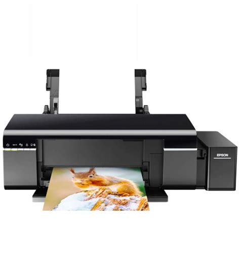 Epson L by Epson L 805 Printer Black Buy Epson L 805 Printer