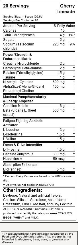 creatine jym jym pre jym pre workout supplement review top10supps