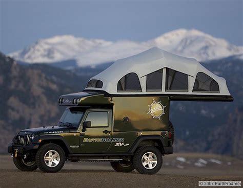 jeep earthroamer earthroamer xv jp la version cing car de la jeep