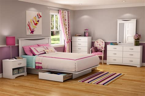 white full bedroom set south shore step one full queen 6 piece bedroom set in