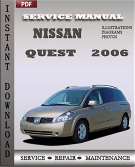car owners manuals free downloads 2006 nissan quest windshield wipe control service manual 2006 nissan quest manual download 2006 nissan quest van owner s manual original