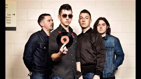 Arctic Monkeys arctic monkeys lead q award nominations