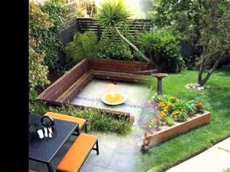 DIY Small backyard garden ideas   YouTube
