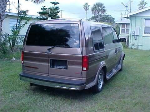 purchase used 1994 chevy astro awd in ormond
