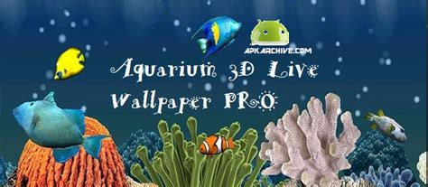 apk mania full aquarium   wallpaper pro  apk