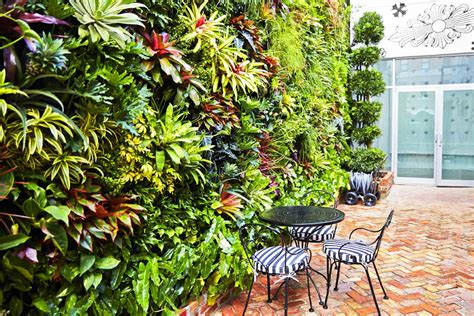 vertical wall garden systems miami style vertical garden florafelt vertical garden