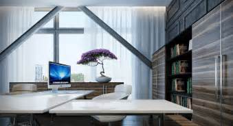 Superb imac white home office desk couch minimalist decosee com
