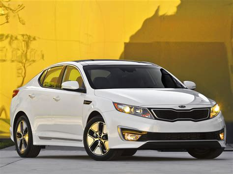 Optima Kia 2013 Kia Optima Hybrid 2013 Car Wallpapers 02 Of 14