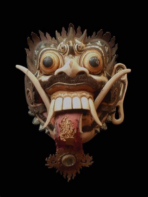 Masker Indo 17 best images about masks on javanese museum of and antiques