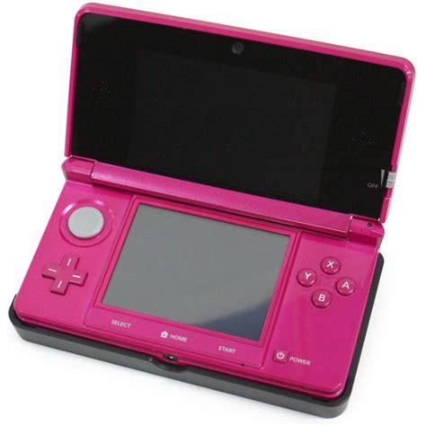 Nintendo 3DS (Gloss Pink)