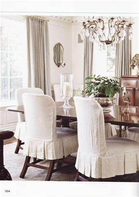chair slipcovers dining room 1000 images about dining room on pinterest chair